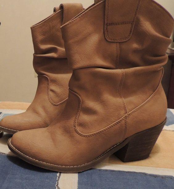 0ae9ea68f botas tipo vaqueras para dama