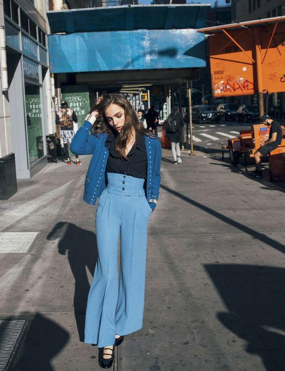 Vogue Mexico March 2016 Zuzanna Bijoch by Alex Franco