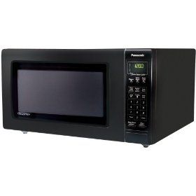 Panasonic Nn H965bf Luxury Full Size 2 Cubic Foot 1 250 Watt
