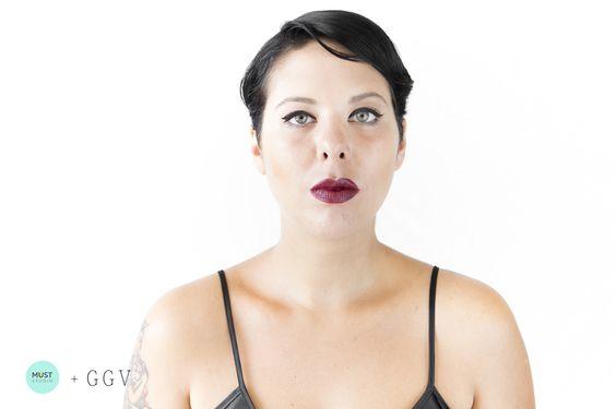 Book fotográfico profesional de Eugenia Diaz (Actriz) en colaboración con Guadalupe Gómez Verdi Fotografía & Diseño / 2015