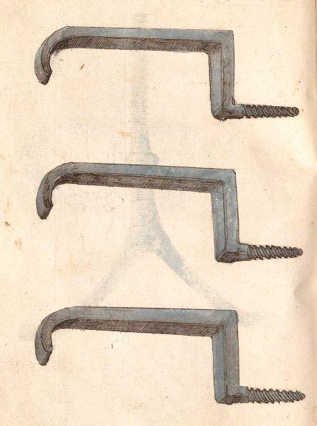 Feuerwerksbuch. Martin Merz Nordbayern/Franken, I: 2. Hälfte 15. Jh. ; II: 1473 Cgm 599 Folio 132