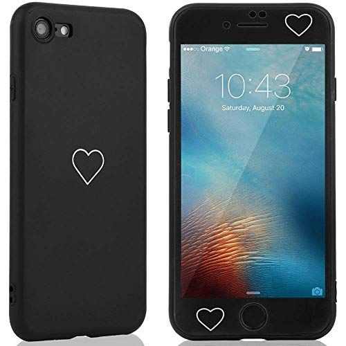 coque iphone 7 silicone coeur