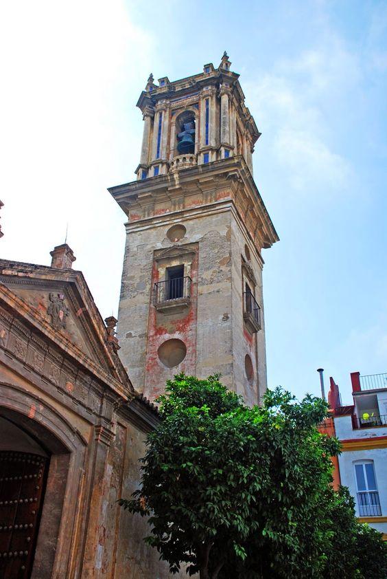 FOTOGRAFIAS DEL MUNDO: Iglesia de San Bartolome -antigua Sinagoga- de Sev...