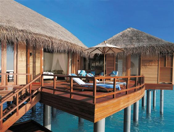 Maldives, I want to go there.