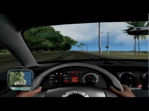 how to drive a car simulator
