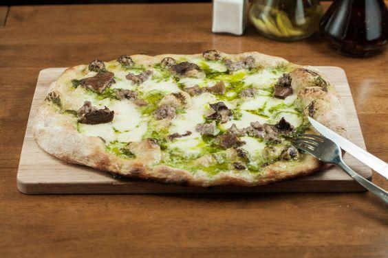 Pizza - Pesto