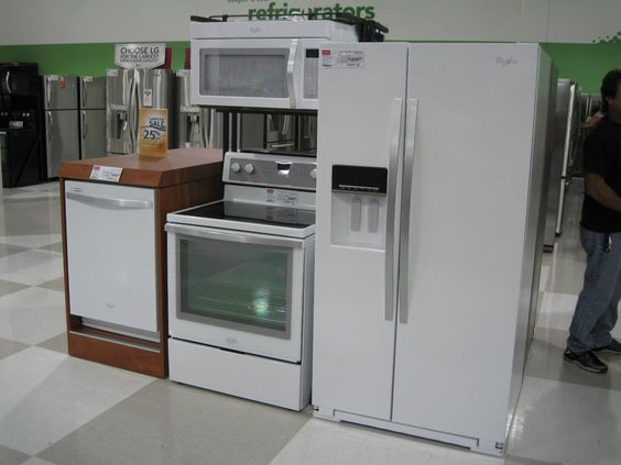 Appliance Whirlpool White Ice Kitchen Remodel