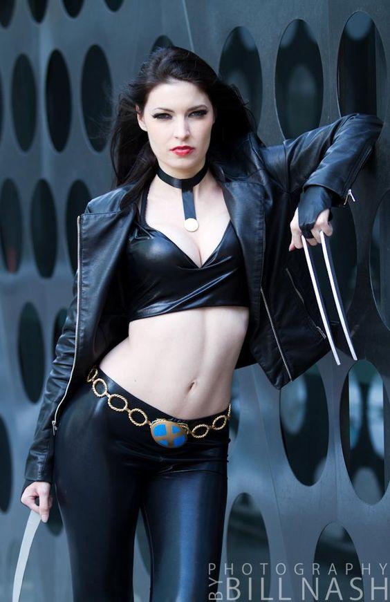Http Www Wewantsale Nl Wewantsale Fashion Follow: Character . Personaje: X-23 (Laura Kinney) Model . Modelo