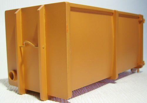 Abroll-Trocknungscontainer-Mulde-1-32-Spur1-Handarbeitsmodell-Polystyrol-gebaut