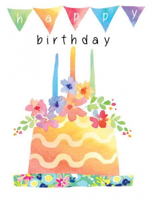 Liz Yee Birthday Cake 1 Birthday Birthday Images Happy
