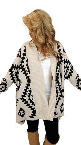 The Sierra Sweater