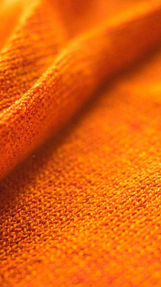 Texture Fur Orange Pattern #iPhone #5s #wallpaper