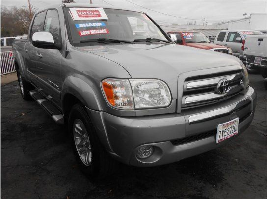 Truck 2005 Toyota Tundra 2wd Double Cab Sr5 With 4 Door In Roseville Ca 95678 2005 Toyota Tundra Toyota Tundra Toyota