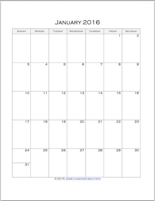 2016 Black and White Chevron Monthly Calendar - FREE | FREE ...