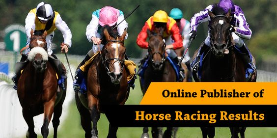 latest horse racing results