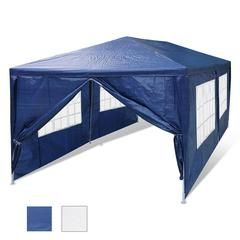 Thediyoutlet 10x20ft Easy Pop Up Canopy Tent Top Replacement In 2020 Party Tent Tent Pop Up Canopy Tent