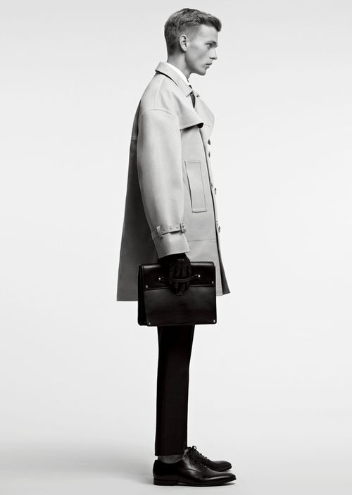 Benjamin Eidem for Valentino FW12 Campaign by David Sims