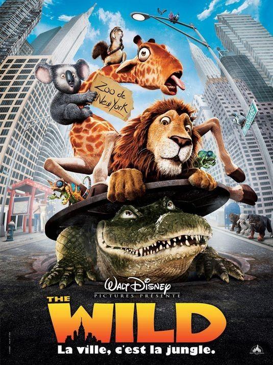 Pin By Jairaj Banerjee On Animation Movies Wild Movie Disney