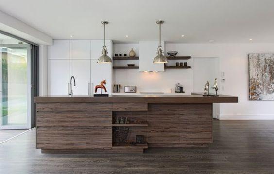 Wunderschöne Einrichtung mit Laminat – 100 Jahre Formica - wunderschöne einrichtung mit laminat pendellampen im fabrik stil