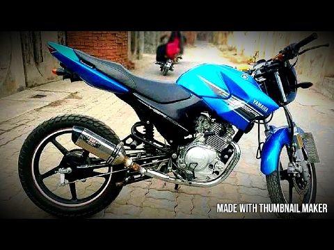 Yamaha Ybr 125 Modification Yamaha Bikes Yamaha Yamaha