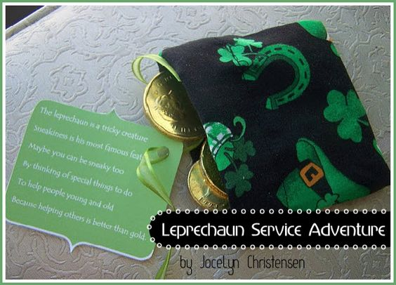 Leprechaun Service Adventure