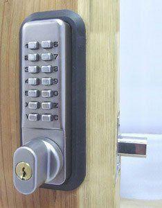 Keyless Deadbolt Door Locks And Locks On Pinterest