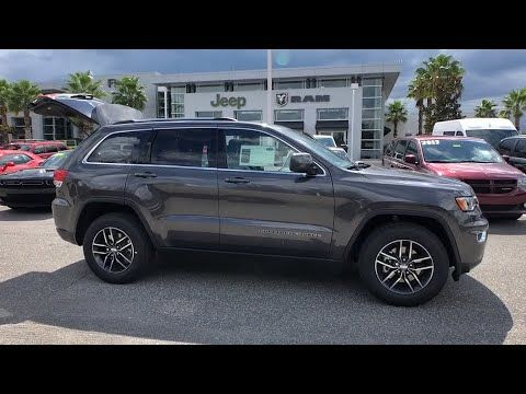 2018 Jeep Grand Cherokee Orlando Deltona Sanford Oviedo Winter