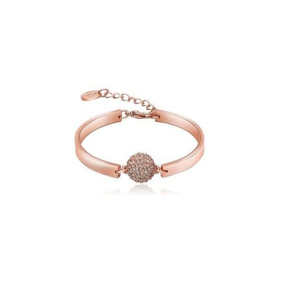 Simple Charm Bracelet (39 BAM) ❤ liked on Polyvore featuring jewelry, bracelets, hinged bracelet, charm bracelet, hinged bangle, bracelets & bangles and bangle bracelet
