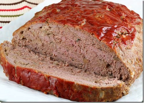 Turkey Meatloaf Recipe Ketchup Barefoot Contessa And