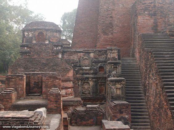 Ruins of Nalanda University