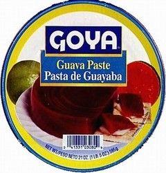 Goya Guava Paste / Pasta de Guayaba Goya