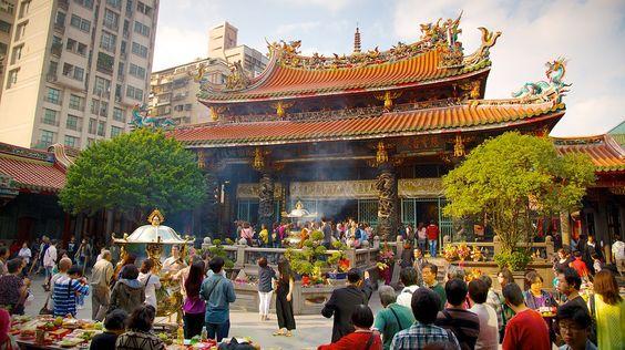 Đền Long Sơn - Đài Bắc