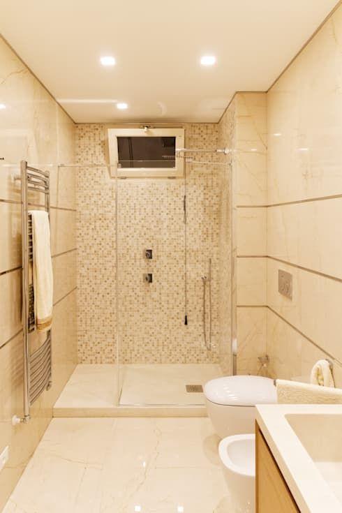Realizzazione Di Bagni Moderni.Realizzazione Bagno In Marmo In Sicilia Interior Design
