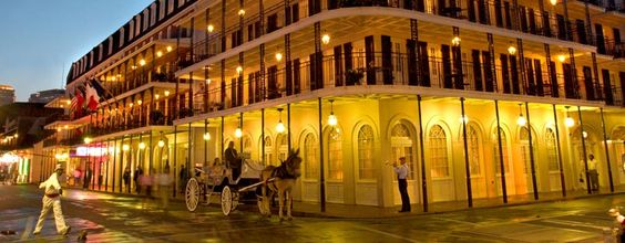 The Inn on Bourbon.  New Orleans, LA