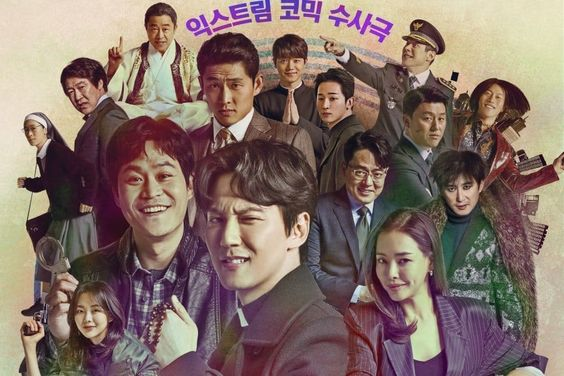 """The Fiery Priest"" Sets New Personal Best In Nationwide Viewership Ratings"