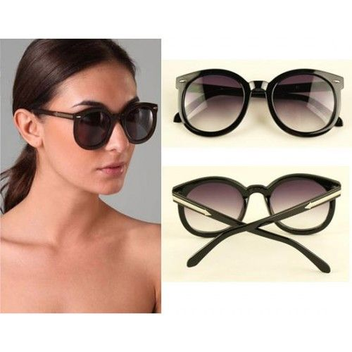 Classic UV Protection Big Frame Women Sunglasses