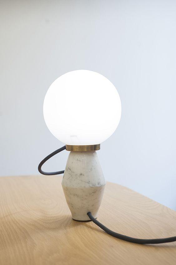 Lampe Bilboquet, Margaux Keller