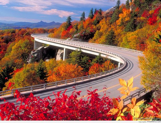 Những cung đường mùa thu đẹp mê hồn