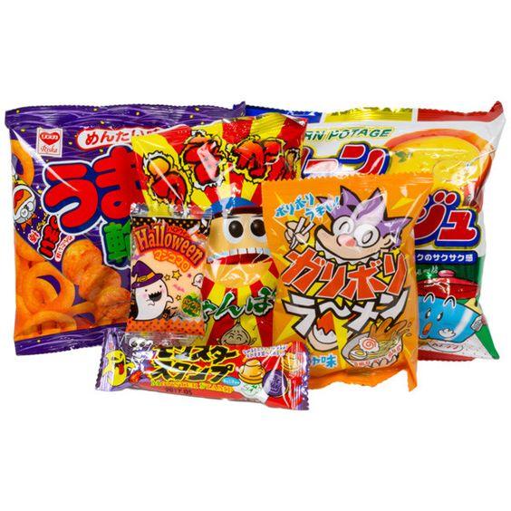 Happy Halloween Snack Pack