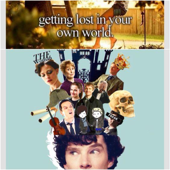 Sherlocky Things