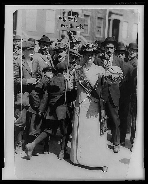 Suffragets 1914