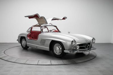 1954 Mercedes-Benz 300SL - Autoblog Japan