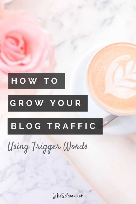 Using words that connect with your audience has the power to increase engagement, and transform a blog post into a highly optimized and searched piece of content. Julie Solomon - Blogging Expert