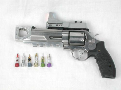 Xxx Gun 20