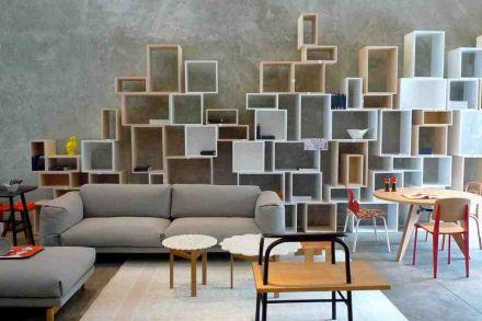 飾り棚 ムート インテリア 北欧 組み合わせ例 おしゃれ イメージ 収納