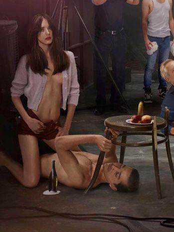 shia labeouf nymphomaniac sex scene
