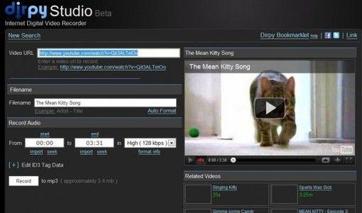5 alternativas a Vidtomp3 para extraer el audio de videos de YouTube