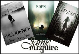 The Providence Trilogy-- mix of romance and suspense!