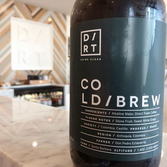 direct trade cold brew coffee from our friends @argylecoffee via farmer Don Pedro Echavarria based in Antioquia, Colombia, it's a refreshing alternative to iced coffee with flavor notes of stone fruit and sweet grape. each 16 oz bottle contains the equivalent of 6 espresso shots, so we recommend diluting with water or over a cup of crushed ice. PLUS when you return your bottle we'll give you $3 off!