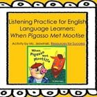 English language learners often need explicit instruction for listening practice, and this activity provides the fun practice that they need to pre...